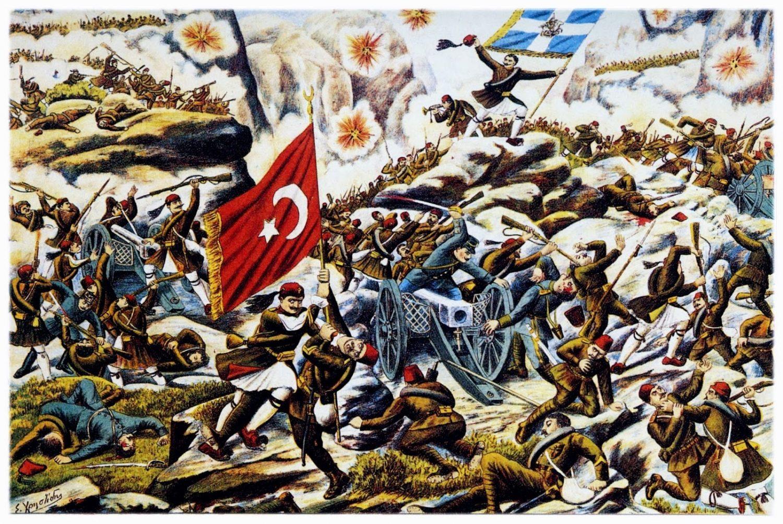 10 Οκτωβρίου 1912, η μάχη του Σαρανταπόρου - Εθνικό Λαϊκό Μέτωπο (Ε.ΛΑ.Μ.)